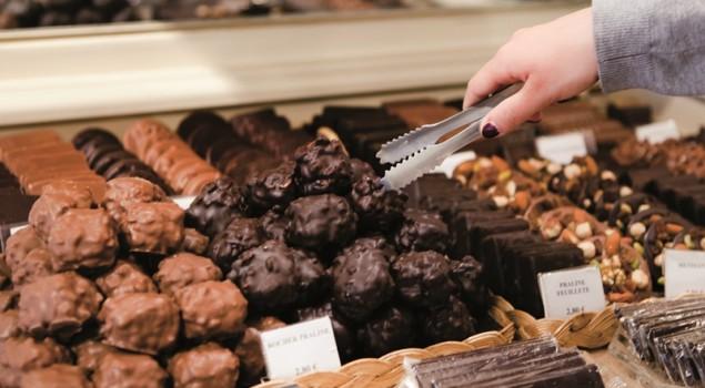 chocolat Daranatz Bayonne Rue Port Neuf