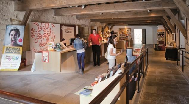 Hall du Musée Basque