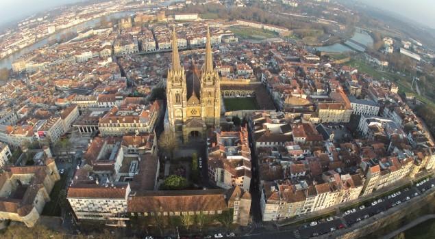 Bayonne vue du ciel un tourisme d altitude blog bayonne bouge - Office du tourisme bayonne horaire ...