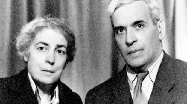 Blog photo 1 Angelina et Aristide de Sousa Mendes en 1948