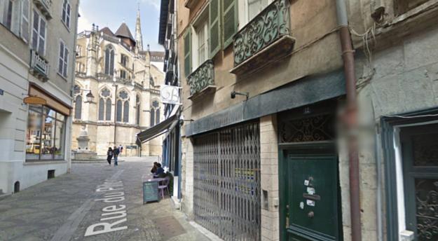 rue-du-pilori-bayonne-google-maps
