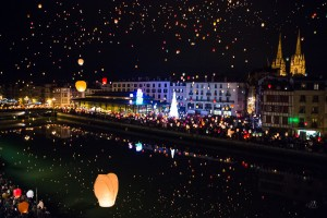 Lanternes Noel 2017 Bayonne